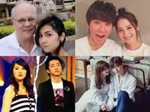 Cám cảnh sao Châu Á ly hôn vì