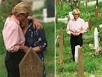 Những trang phục ẩn chứa mật mã của hoàng gia Anh: Công nương Kate đầy tinh tế nhưng ấn tượng nhất là chiếc váy báo thù của Diana-7