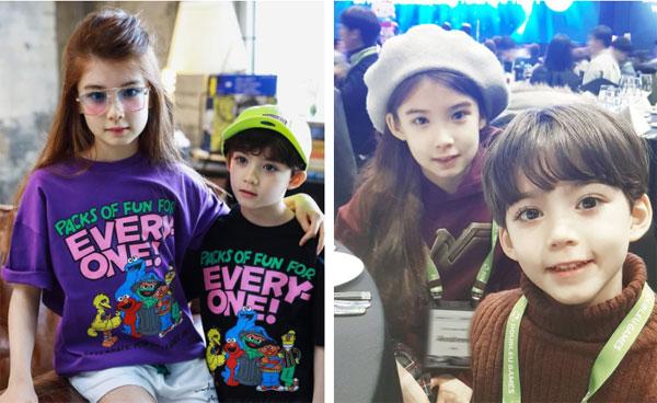Cặp chị em con lai được mệnh danh đẹp nhất Hàn Quốc giờ đã lớn và có sự khác biệt rất nhiều về khoản nhan sắc-10