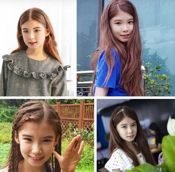 Cặp chị em con lai được mệnh danh đẹp nhất Hàn Quốc giờ đã lớn và có sự khác biệt rất nhiều về khoản nhan sắc-9