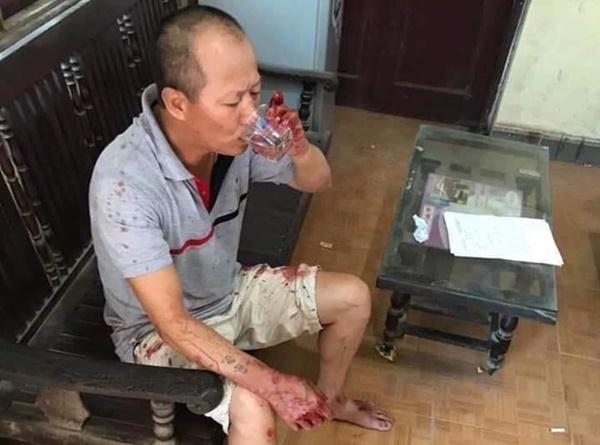 Kẻ thảm sát gia đình em trai bình tĩnh vào uống nước sau khi gây án-1