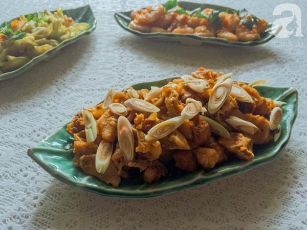 Mâm cơm cuối tuần với 7 món ngon đẹp hơn tiệc nhà hàng - Người vợ của năm là đây chứ đâu!-2