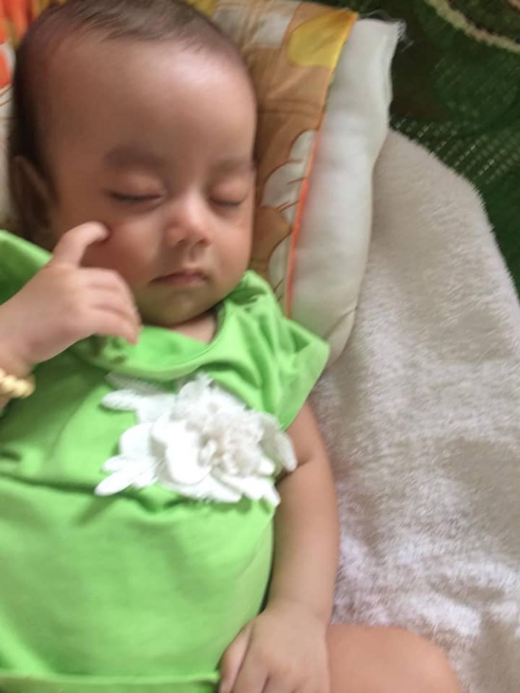 1001 dáng ngủ bá đạo của các bé khiến mẹ chẳng thể làm ngơ mà không ghi lại-11