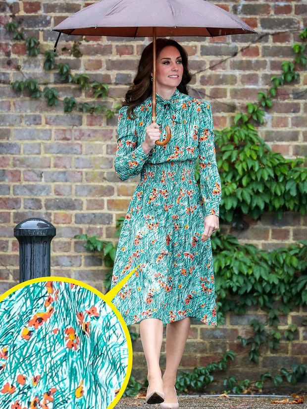 Những trang phục ẩn chứa mật mã của hoàng gia Anh: Công nương Kate đầy tinh tế nhưng ấn tượng nhất là chiếc váy báo thù của Diana-2