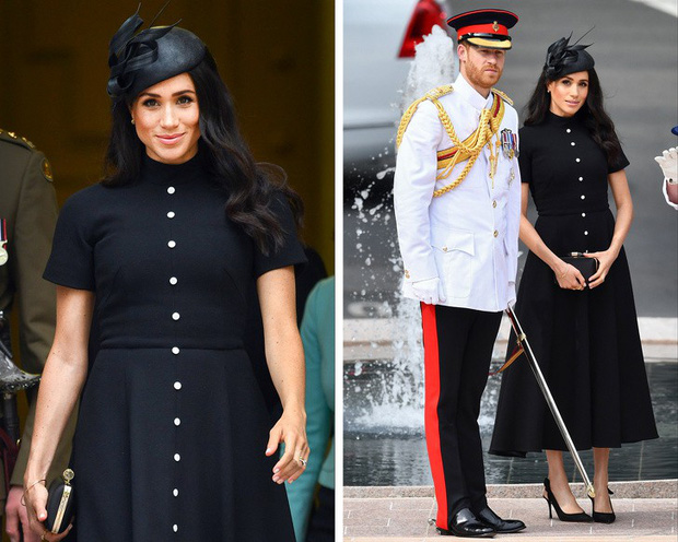 Những trang phục ẩn chứa mật mã của hoàng gia Anh: Công nương Kate đầy tinh tế nhưng ấn tượng nhất là chiếc váy báo thù của Diana-3