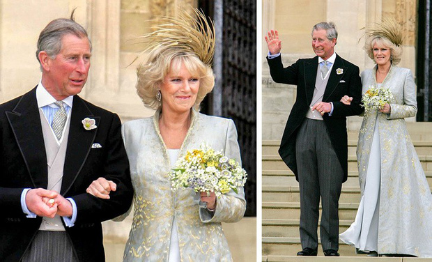 Những trang phục ẩn chứa mật mã của hoàng gia Anh: Công nương Kate đầy tinh tế nhưng ấn tượng nhất là chiếc váy báo thù của Diana-6