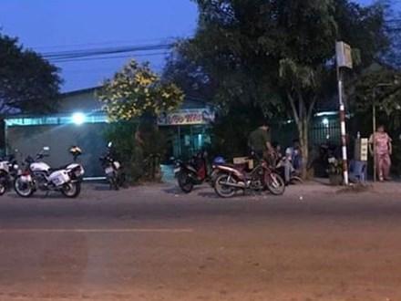 Đang hầu đồng, người đàn ông bất ngờ bị cứa cổ ở Quảng Ninh