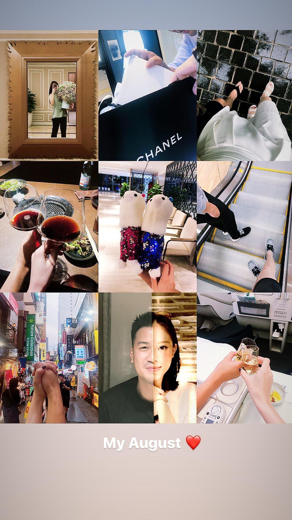 Công khai yêu em chồng Hà Tăng, hot girl Linh Rin khoe chuyện tình vừa lãng mạn vừa sang chảnh-1