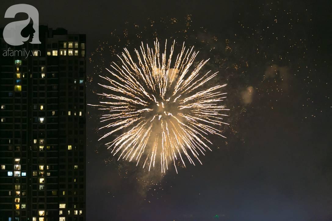 Khoảnh khắc bầu trời Sài Gòn rực sáng trong màn trình diễn pháo hoa tuyệt đẹp mừng lễ Quốc khánh 2/9-5