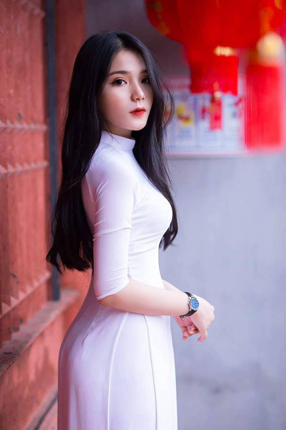 Truỵ tim với dàn hot girl đời mới của trường Báo: Vừa xinh, vừa giỏi, hứa hẹn soán ngôi đàn chị đình đám đi trước-14