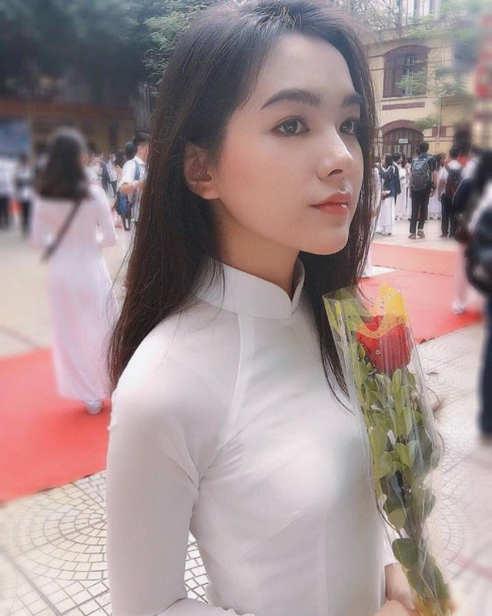 Truỵ tim với dàn hot girl đời mới của trường Báo: Vừa xinh, vừa giỏi, hứa hẹn soán ngôi đàn chị đình đám đi trước-8
