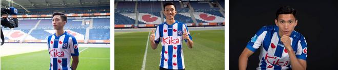 Sau màn ra mắt, Heerenveen dành vinh dự lớn cho Đoàn Văn Hậu-2