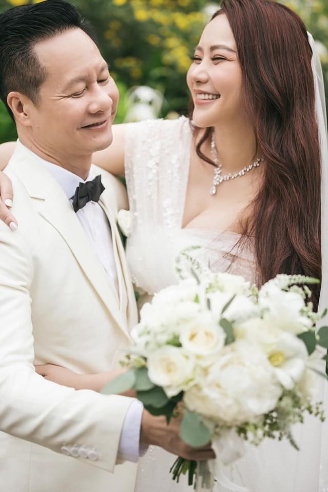 Phan Như Thảo tung ảnh cưới chưa từng tiết lộ sau 3 năm lấy chồng đại gia-3