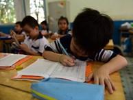 'Bạn bè thạo đọc viết, con vào lớp 1 tôi lo phát khóc'
