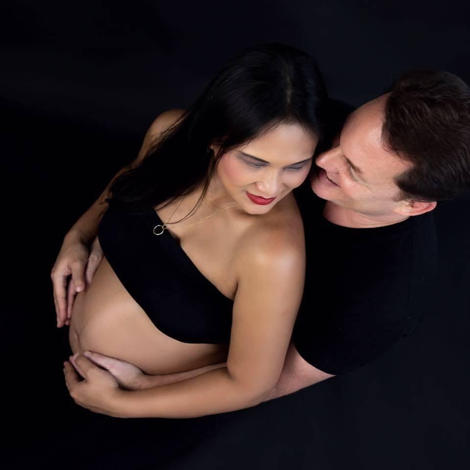 Trong khi chồng cũ hạnh phúc chào đón em bé sắp chào đời, Hồng Nhung lại thảnh thơi dành thời gian bên 2 thiên thần nhỏ-6