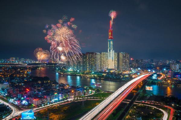 Có gì ở điểm ngắm pháo hoa mừng Quốc khánh đẹp bậc nhất TP.HCM-3