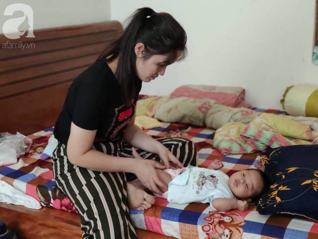 Vụ thảm sát cả nhà em trai ở Hà Nội: Xót xa bé gái 45 ngày mất mẹ, bố gà trống xin từng giọt sữa để nuôi con-6