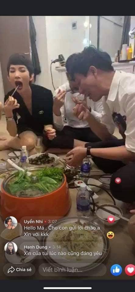 Nghi vấn cựu người mẫu Xuân Lan hẹn hò diễn viên Quốc Trường sau khi chia tay bạn trai ngoài Hà Nội-1