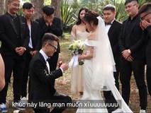 """Vừa xong màn cầu hôn rình rang, ái nữ đại gia Minh Nhựa đã dắt tay chồng lên phường """"đánh dấu chủ quyền"""""""