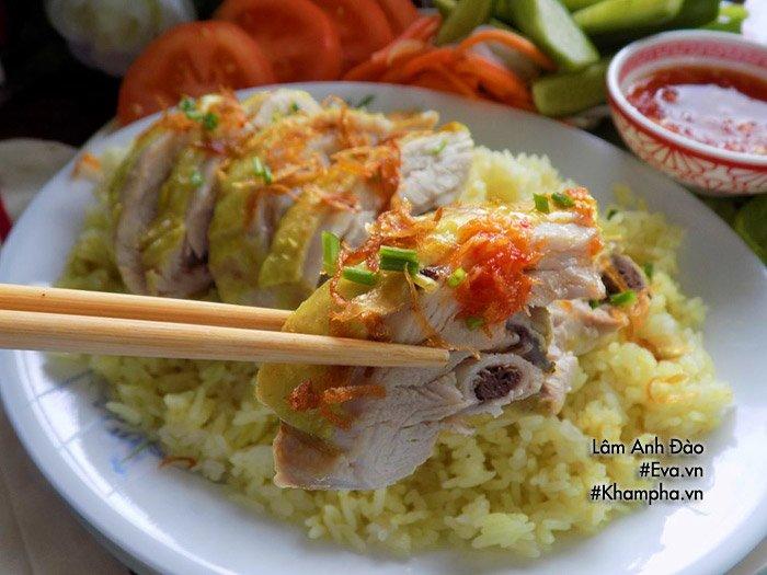 Xôi gà Hải Nam vừa ngon lại no căng bụng cho bữa sáng-4
