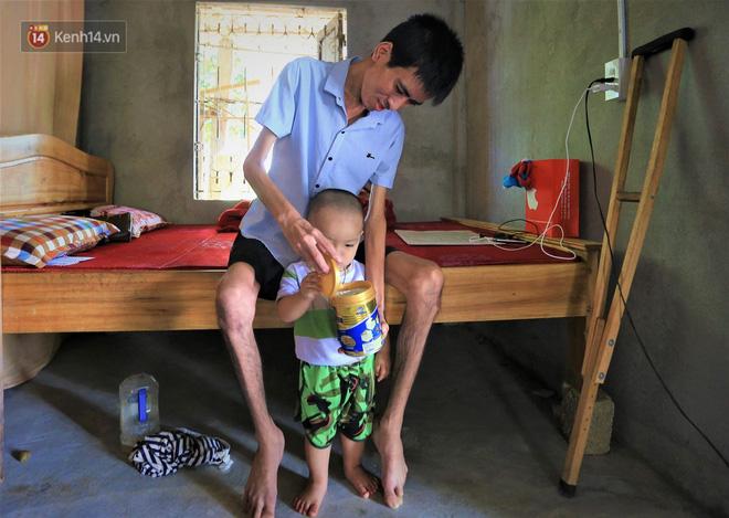 Xót xa chàng trai gầy trơ xương vì mắc bệnh hiểm nghèo chỉ 2 tháng sau đám cưới: Em phải sống, để hiến thận cứu con mình-12