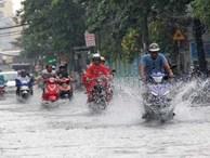 Vì sao sáng nay Sài Gòn mưa rào, se lạnh?