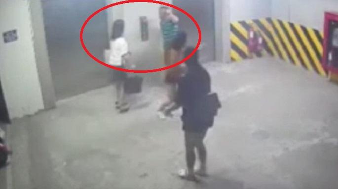 Cô gái bị sàm sỡ trong hầm chung cư ở Hà Nội: Kẻ biến thái còn đấm chảy máu người can ngăn-1
