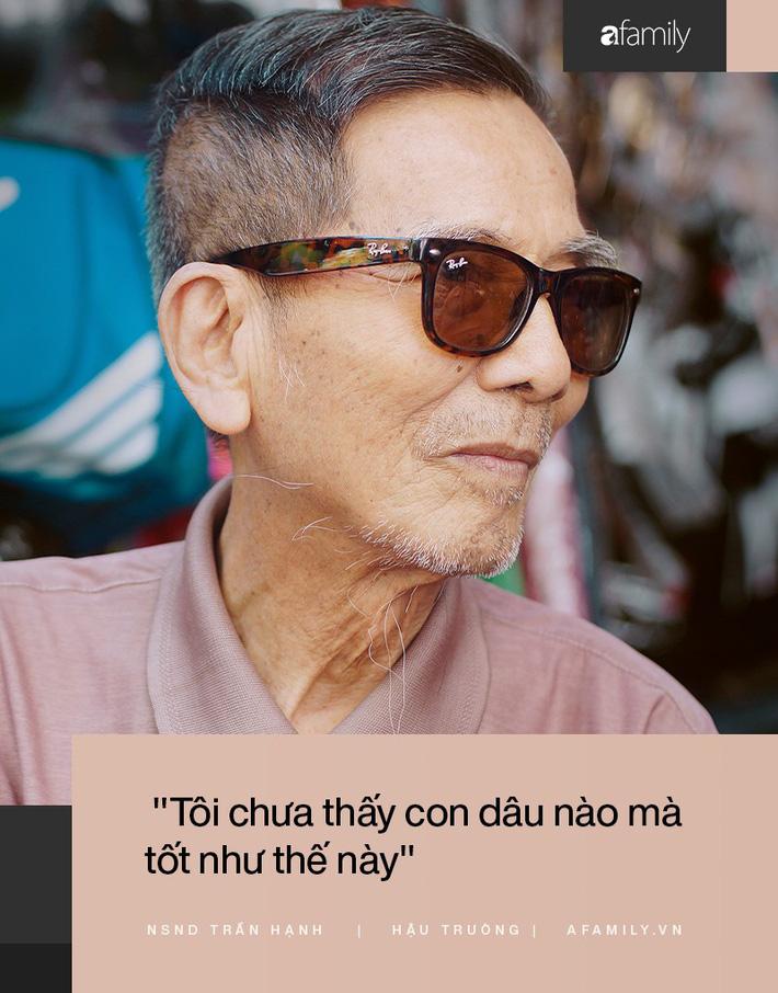 Người đàn ông khắc khổ nhất màn ảnh Việt NSND Trần Hạnh trải lòng về người vợ hay ghen và cuộc đời khó khăn của mình-6