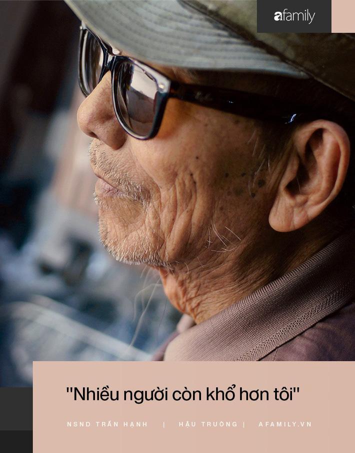Người đàn ông khắc khổ nhất màn ảnh Việt NSND Trần Hạnh trải lòng về người vợ hay ghen và cuộc đời khó khăn của mình-8