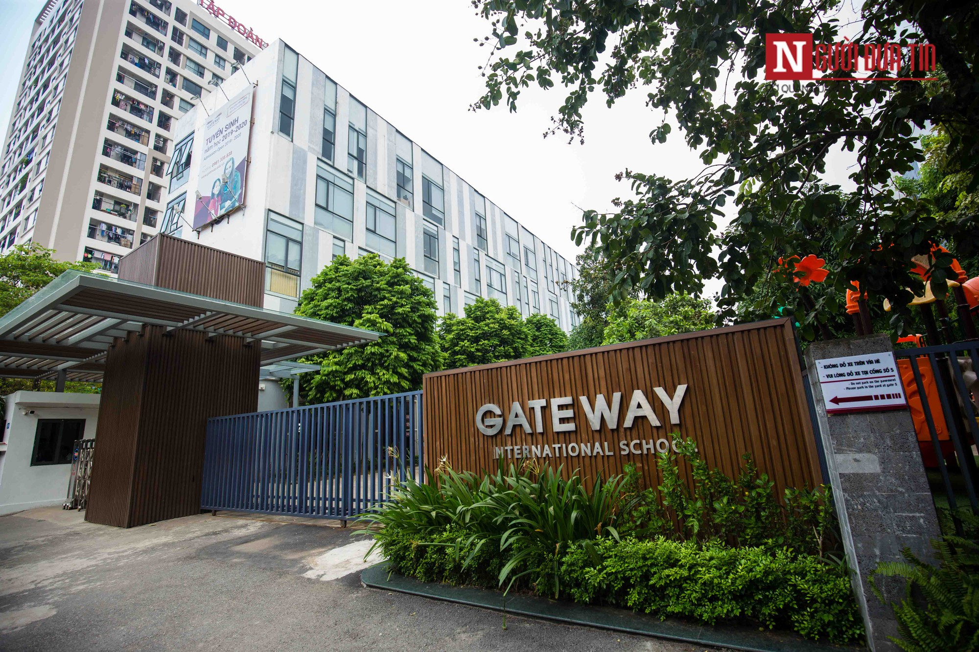 Vụ bé trai lớp 1 tử vong trên xe: Sẽ xem xét trách nhiệm của trường Gateway-2