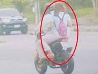 Vợ 'ngã ngửa' khi xem bức ảnh ghi hình chồng vi phạm luật giao thông