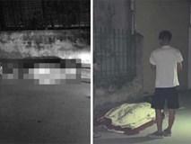Xôn xao phát hiện một thi thể nam thanh niên nằm trên đường nghi do bị sốc thuốc
