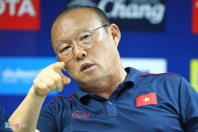 HLV Park: Chúng ta chơi được Thái Lan, không có gì phải ngại-2