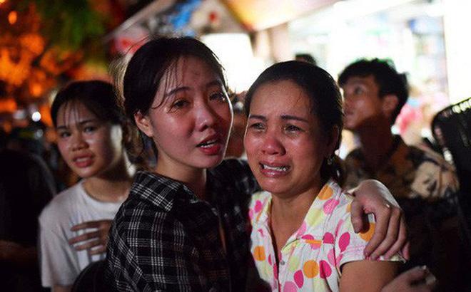 Vụ cháy Công ty Rạng Đông: Xác định phạm vi 500m ảnh hưởng xấu đến sức khỏe người dân-1