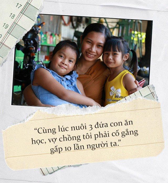 """Hai bé gái bị trao nhầm ở Bình Phước vào lớp 1: Nuôi 2 đứa, tôi phải cố gấp 10""""-2"""