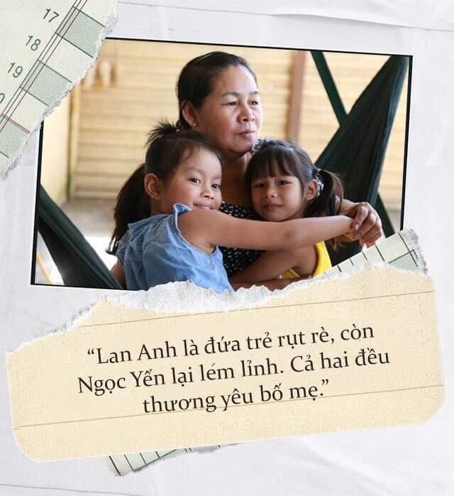 """Hai bé gái bị trao nhầm ở Bình Phước vào lớp 1: Nuôi 2 đứa, tôi phải cố gấp 10""""-3"""