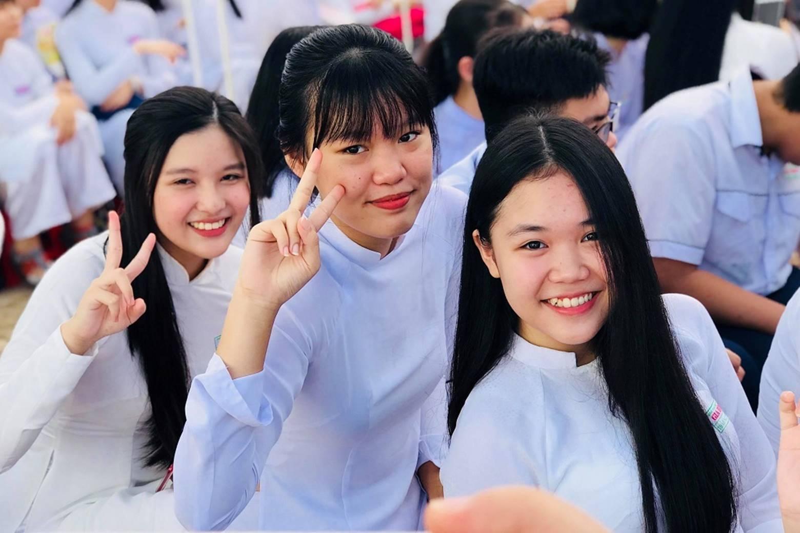Hơn 22 triệu học sinh bước vào năm học mới-1