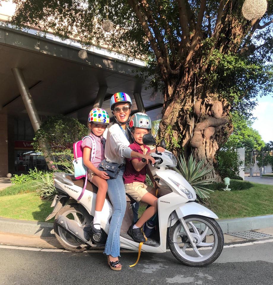 Hậu ly hôn, diva Hồng Nhung chứng tỏ cuộc sống mẹ đơn thân tuyệt vời không cần đến đàn ông-7