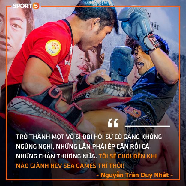 Nguyễn Trần Duy Nhất và câu chuyện gắn với Muay Thái: Bắt đầu từ một bộ phim và phần còn lại đã trở thành lịch sử-3