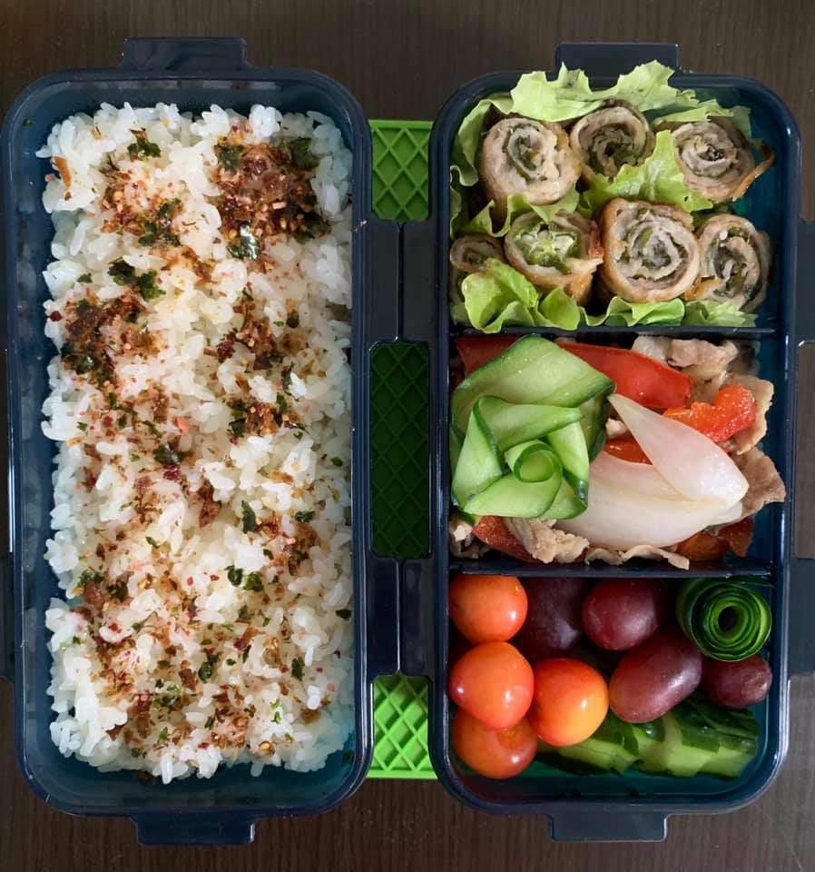 Bận chăm 2 con, 8X vẫn đều đặn làm hộp cơm trưa đẹp hoa mắt cho chồng đầy ắp thịt-16
