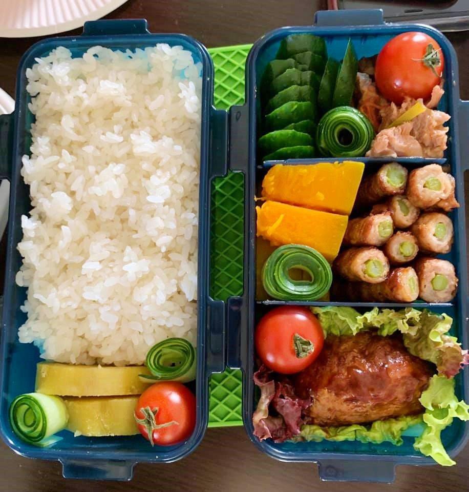 Bận chăm 2 con, 8X vẫn đều đặn làm hộp cơm trưa đẹp hoa mắt cho chồng đầy ắp thịt-5