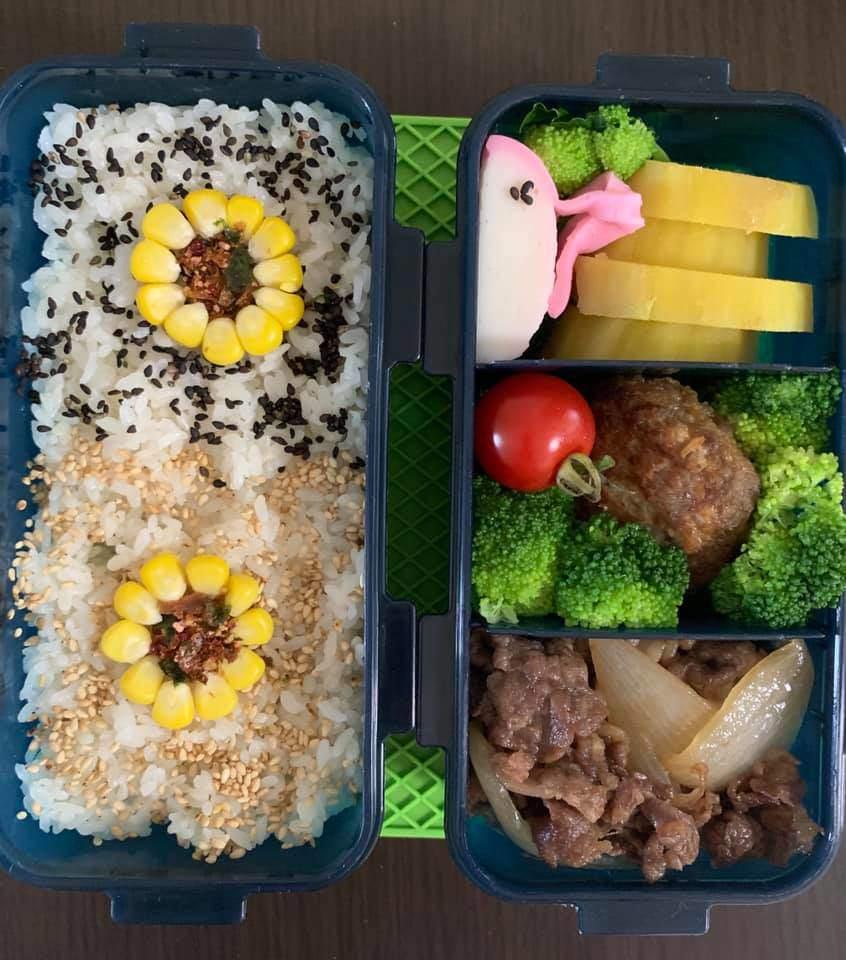 Bận chăm 2 con, 8X vẫn đều đặn làm hộp cơm trưa đẹp hoa mắt cho chồng đầy ắp thịt-7