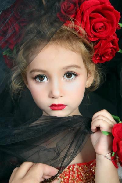 Những thiên thần lai xinh đẹp, tài năng của làng mẫu nhí Việt-3