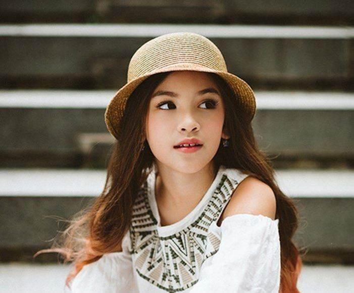 Những thiên thần lai xinh đẹp, tài năng của làng mẫu nhí Việt-12