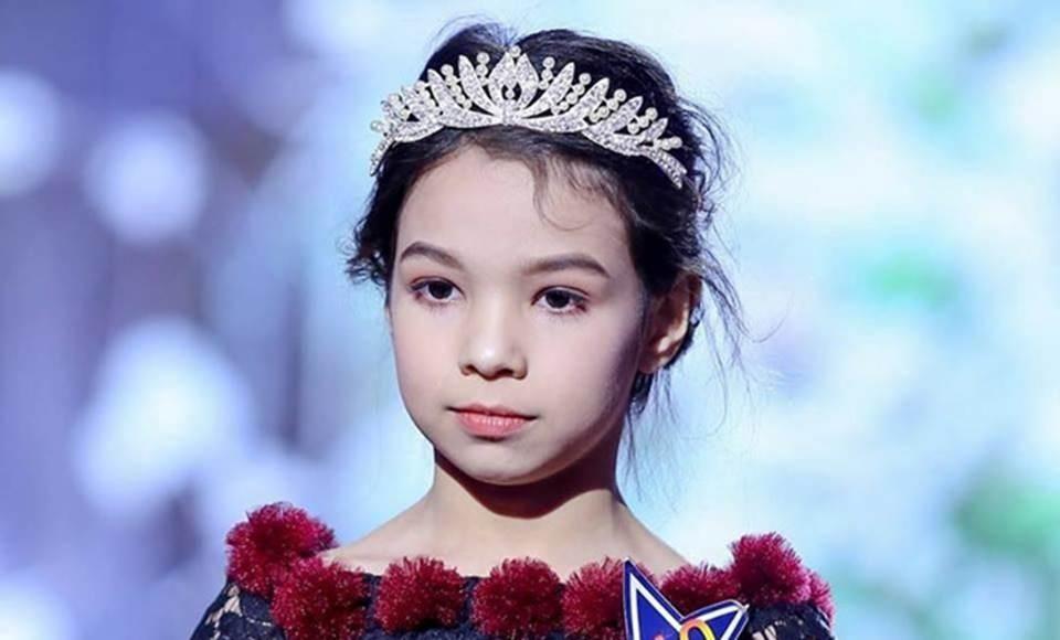 Những thiên thần lai xinh đẹp, tài năng của làng mẫu nhí Việt-16