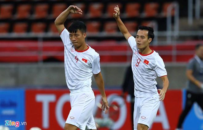 Thái Lan 0-0 Việt Nam: Đặng Văn Lâm xuất sắc giữ lại 1 điểm cho Việt Nam-13