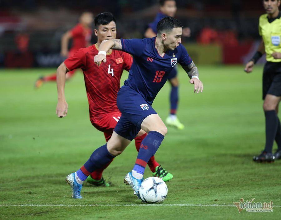 Thái Lan 0-0 Việt Nam: Đặng Văn Lâm xuất sắc giữ lại 1 điểm cho Việt Nam-8