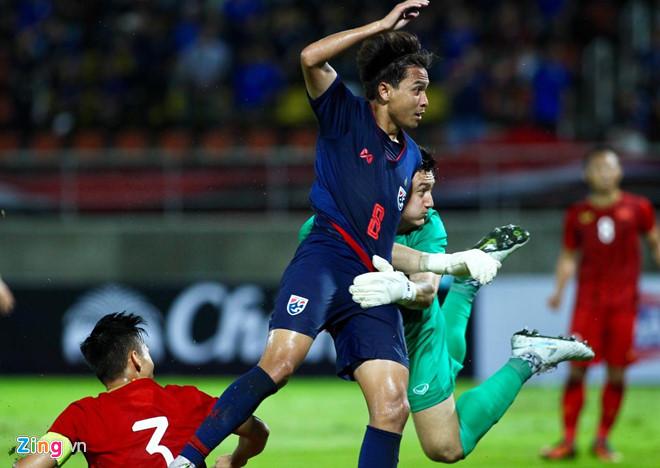 Thái Lan 0-0 Việt Nam: Đặng Văn Lâm xuất sắc giữ lại 1 điểm cho Việt Nam-7