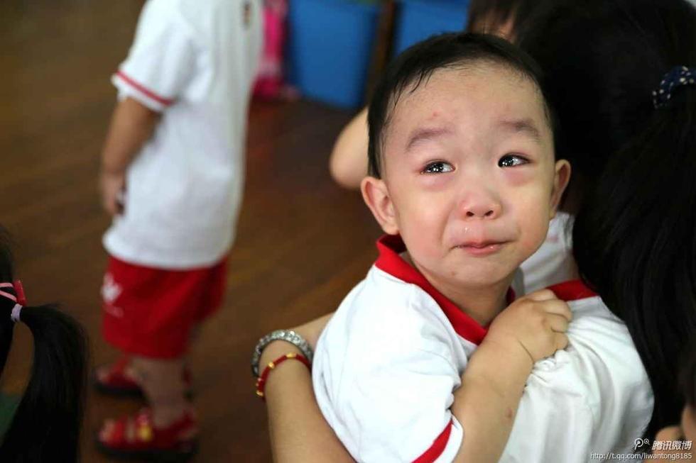 Mặc cả Học đúng 2 phút rồi về: Những tình huống cười ra nước mắt trong ngày đầu con đến trường-9