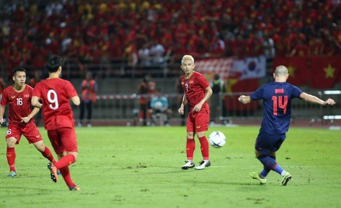 Thái Lan 0-0 Việt Nam: Đặng Văn Lâm xuất sắc giữ lại 1 điểm cho Việt Nam-6